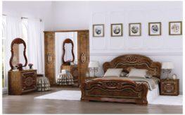 Спальня Лара орех