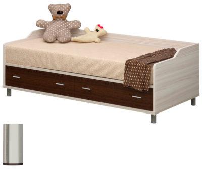 Кровать с ножками КР-5
