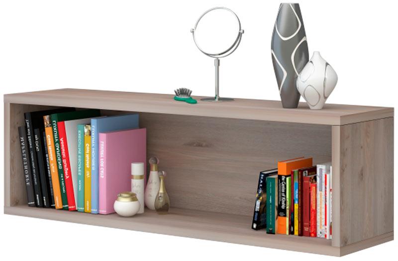 Полка книжная пк-30к - город мебели.