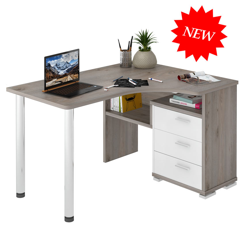 Компьютерный стол ср-132с - город мебели.