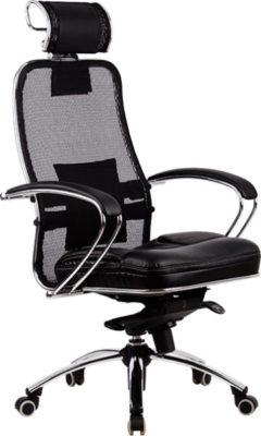 Кресло руководителя Samurai SL-2 с подголовником