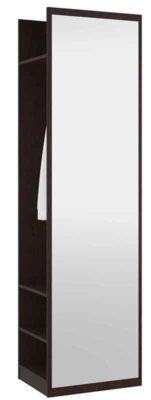 Стеллаж с зеркалом Дуэт 16.50