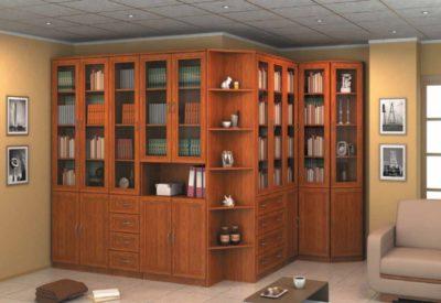 Библиотека Гарун комплектация 2