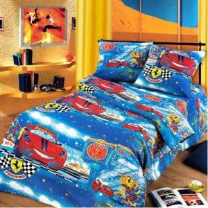 Комплект постельного белья Детское Ралли