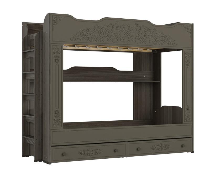 Кровать двухъярусная Ассоль Плюс АС-25, акция, со склада
