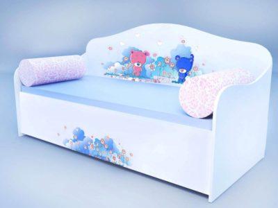 Диван - кровать милые мишки