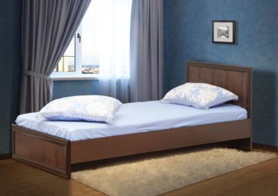 Кровать 06.260 Волжанка (1600 мм)