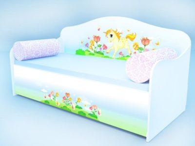 Диван - кровать пони