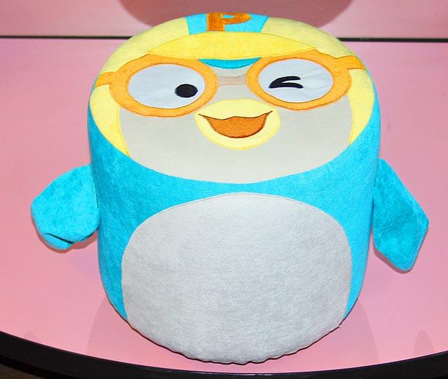 Пуф Пингвинёнок Пороро