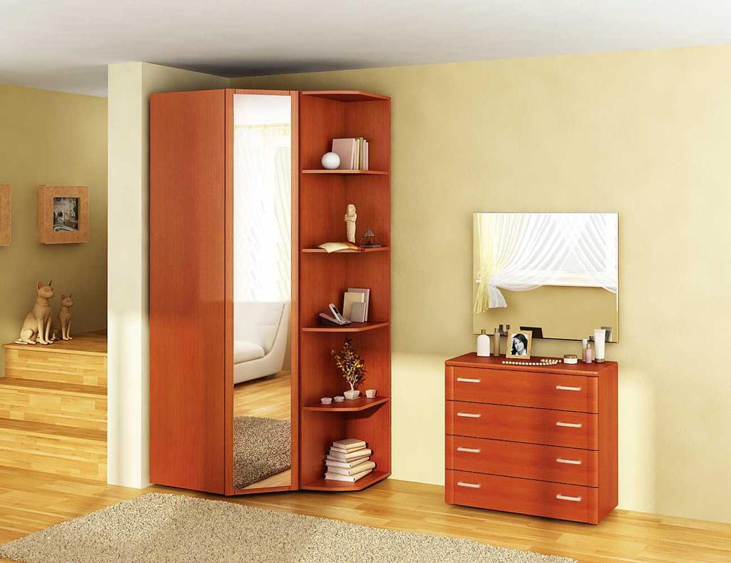Шкафы лотос 2 - город мебели.