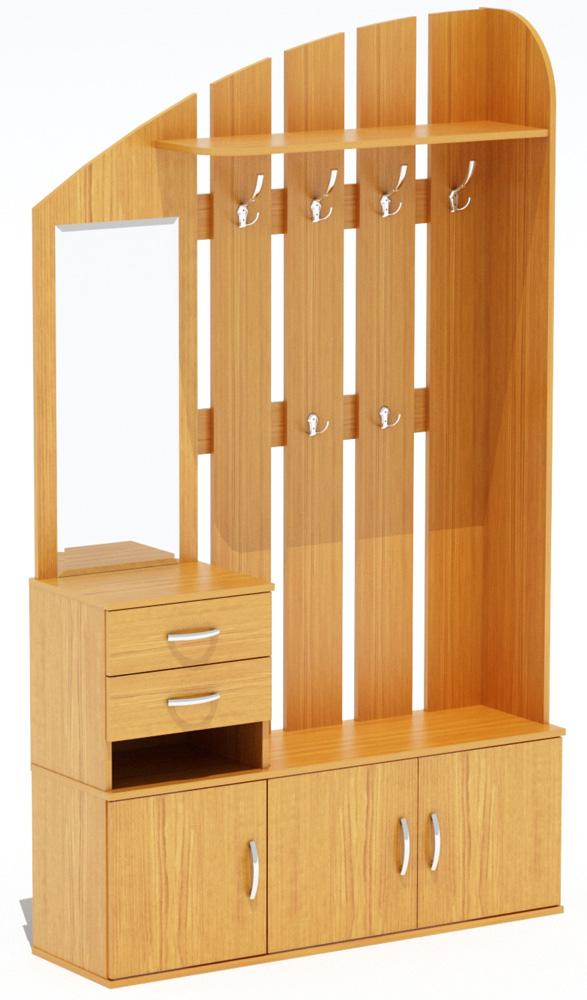 Мебель для прихожей своими руками из дсп