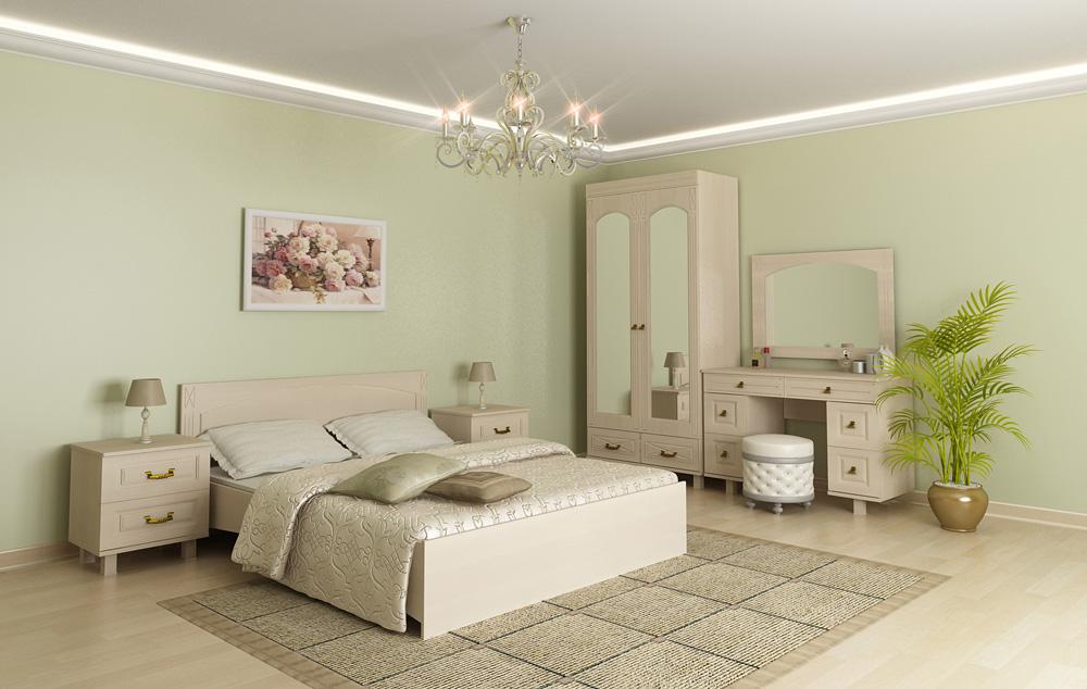 Спальня Элизабет вариант 3