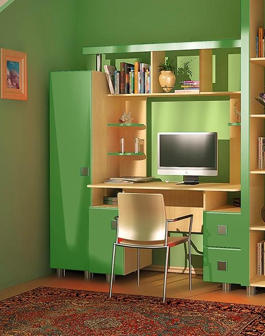 Стол письменный vitamin o - город мебели.