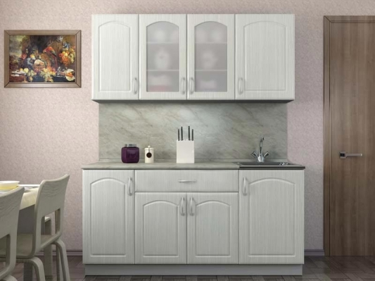 Кухонный гарнитур Трапеза Классика 1500 Арка