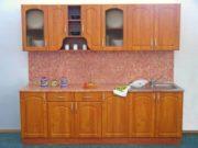 Кухня Трапеза Классика 2400 с нишей