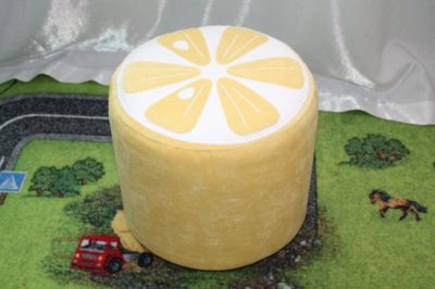 Пуф Лимон