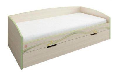 Детская Акварель кровать 53.11