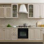 Кухня Массив-Люкс 2400