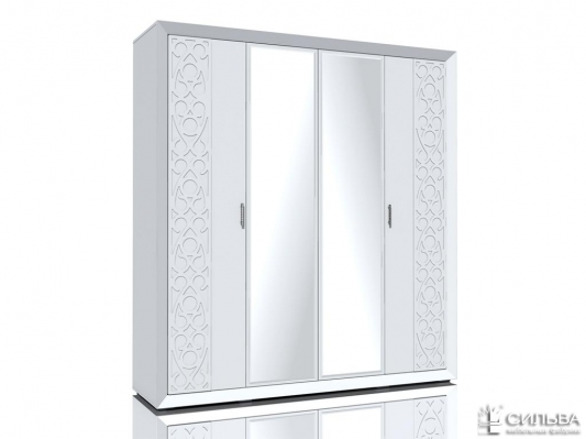 """Шкаф комбинированный НМ 014.69 """"Адель"""""""