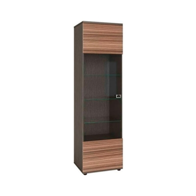 Шкаф-витрина большой универсальный Соренто 34.06