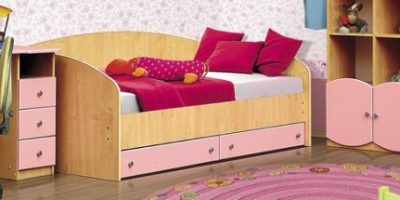 Кровать Vitamin D