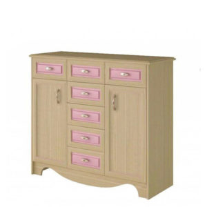 Николь N 0703 (розовый)