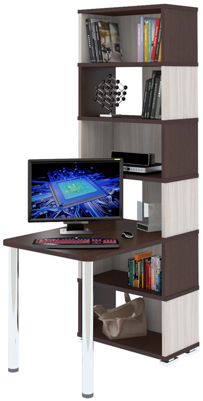 Компьютерный стол СБ-10М-6