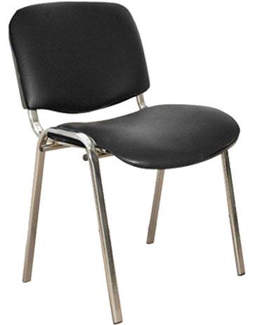 Рабочее кресло ИЗО хром кожзам