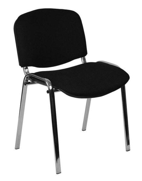 Рабочее кресло ИЗО хром ткань