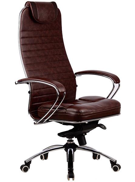 Кресло руководителя Samurai KL-1 кожа