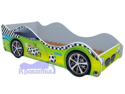 Кровать футболиста