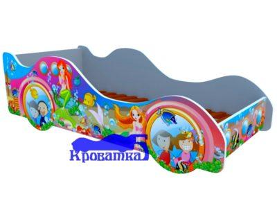 Кроватка русалки