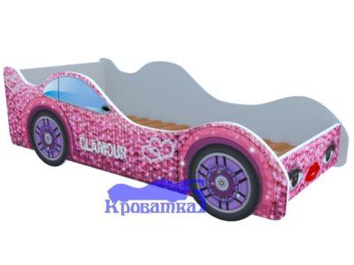 Кроватка Гламур