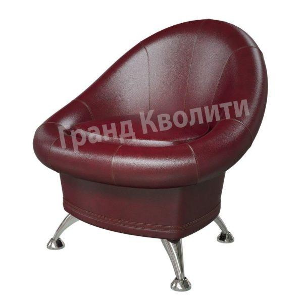Банкетка 6-5104 Бордовая