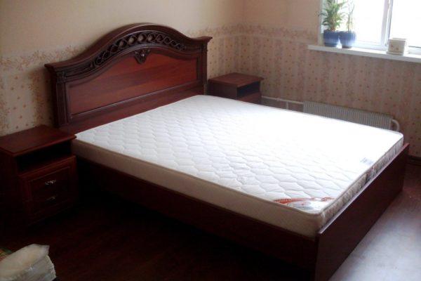 Кровать Delia с одной спинкой Европа-7 D7/231