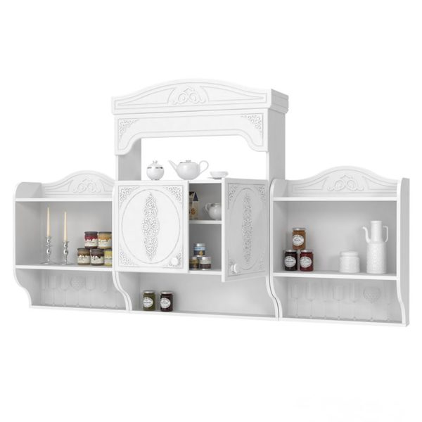 Ассоль набор полок для кухни