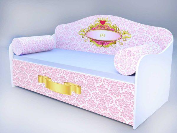 Диван - кровать барокко королевский