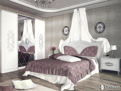 """Спальня """"Бланж"""" Комплектация 3"""
