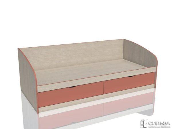 """Кровать НМ 008.63-01 """"Рико"""""""