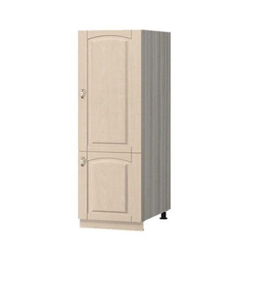Пенал под встраиваемый холодильник МН-66 Массив Люкс