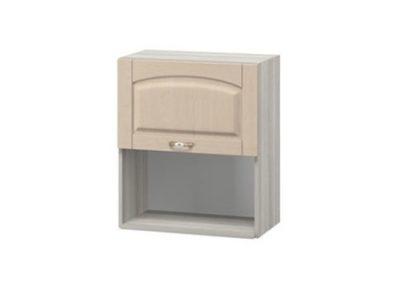 Шкаф под микроволновую печь МВ-110 Массив Люкс