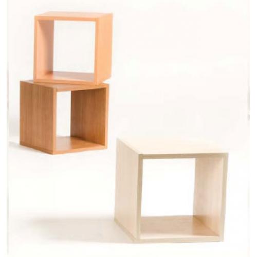 Полка навесная Кубик 1
