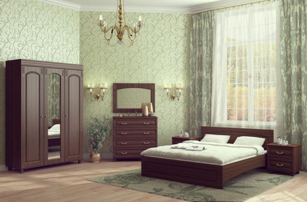 Спальня Элизабет вариант 2