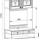 ЭМ-2 шкаф ТВ