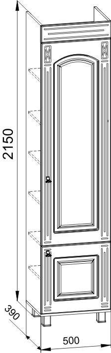ЭМ-4 витрина
