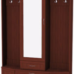 Шкаф для прихожей с зеркалом Гарун 600
