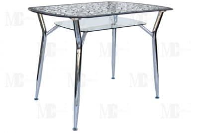 Стол GT-299С серебро N