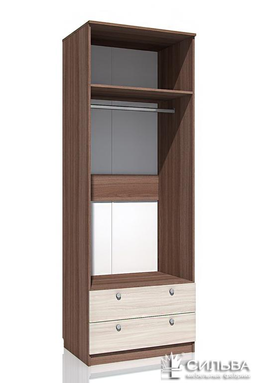 """Шкаф для одежды с ящиками НМ 013.02-03 """"Рива"""""""