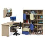 Набор детской мебели Капитошка №14