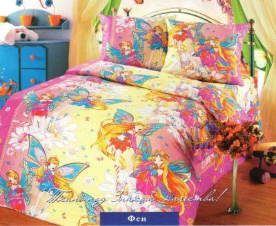 Комплект постельного белья Детское Феи
